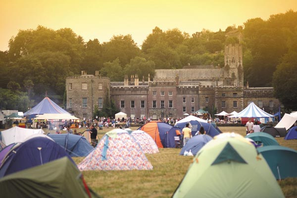 port eliot festival scene