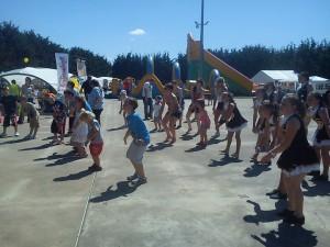dance popblast
