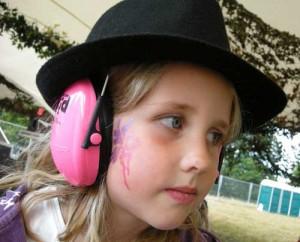 Kids ear defenders