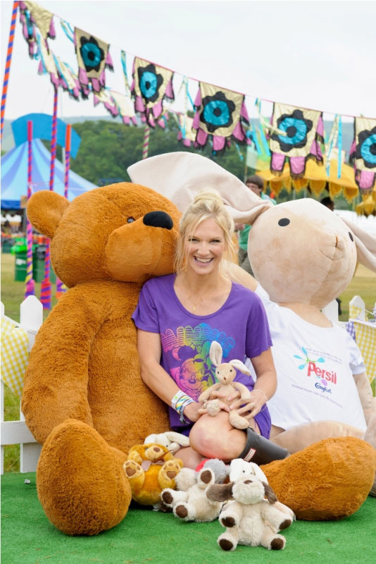 jo whiley camp bestival