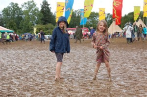 larmer tree mud 2011