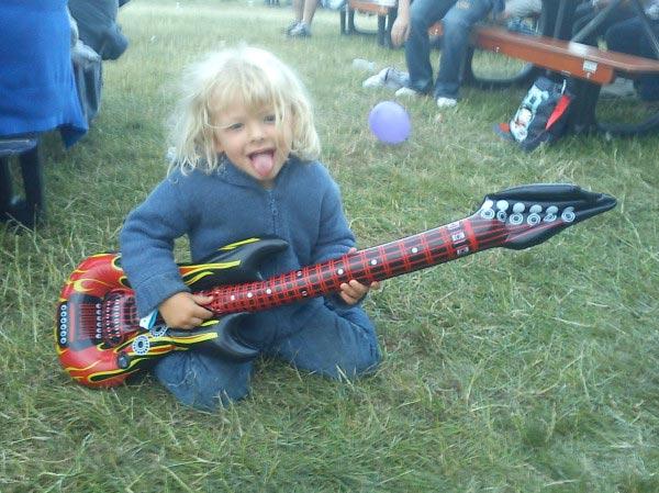 rocking cornbury festival