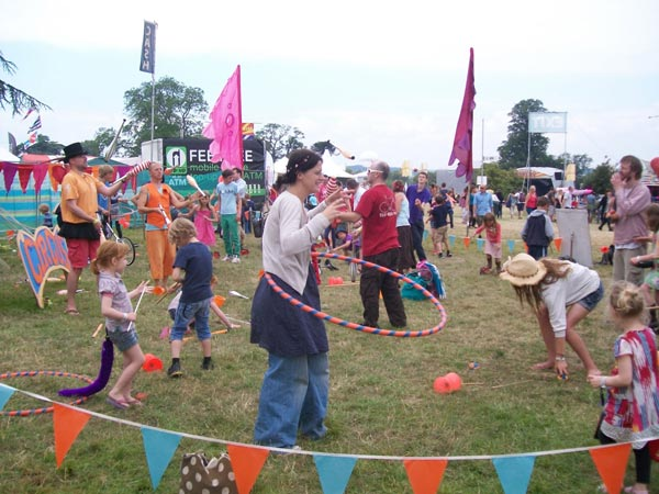 cornbury childrens area