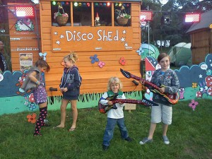 disco shed cornbury