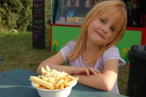 kids festival food