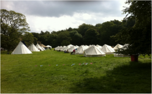 magic loungeabout boutique camping