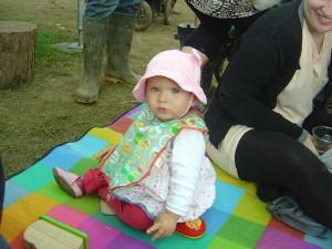 shambala festival baby