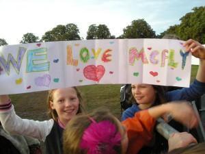 we love mcfly