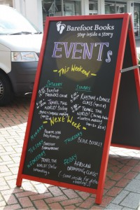 Barefoot Books Studio Events