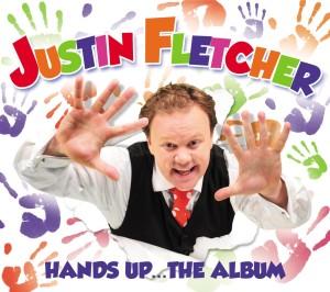 Justin fletcher album cover