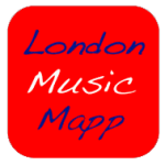 London Music Mapp Logo