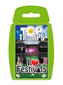 festivals top trumps