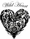wild heart gathering festival logo