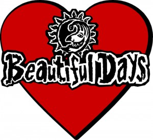 Beautiful Days Sunday theme - HEARTS