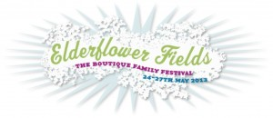 elderflower fields festival 2013 logo