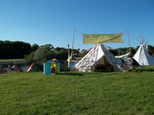 the baby chamber bell tent