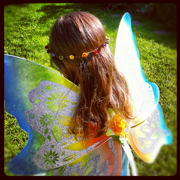 Rainbow Fairy Set