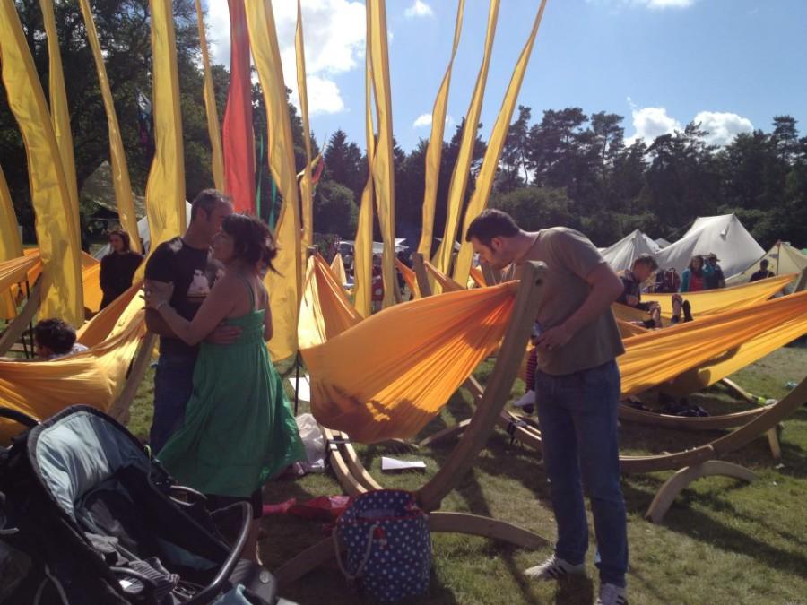 Blissfields hammocks
