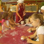 Pitta Workshop Pizza Tabun WOMAD