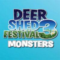 Deer Shed Festival 3 Logo