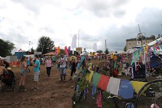 beautiful days festival kids area 2012