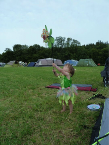campsite chilled in a field 2012 (c) Naomi Jones