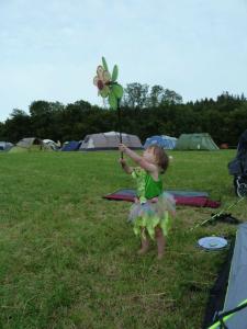 campsite chilled in a field 2012 (c) Naomi Jones