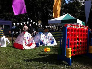 Bingley Music Live kids zone 2012 (c)Yorkshire Festivals