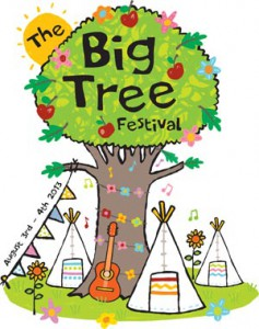 big tree festival logo 2013