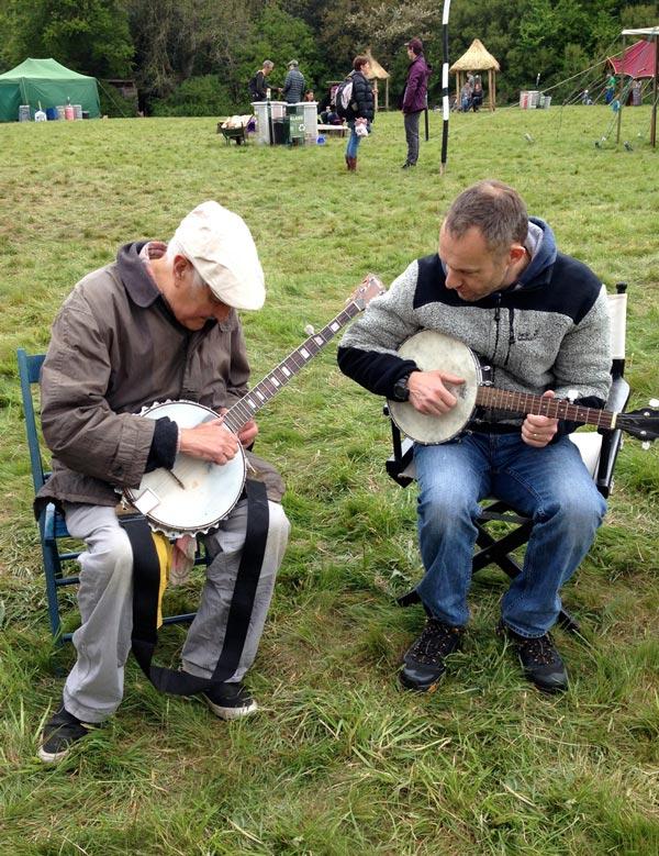 banjo workshop