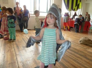 Amelie the shark
