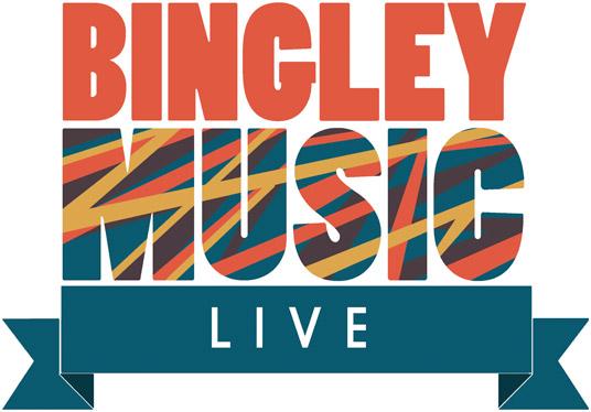 bingley music live logo