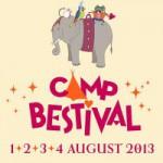 camp bestival logo 2013