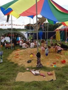 boomtown sand pit