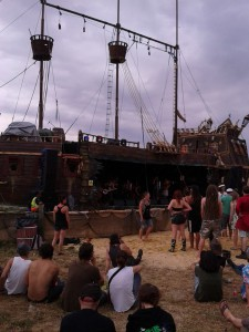 boomtown ship
