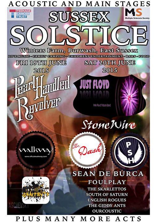 sussex solstice lineup