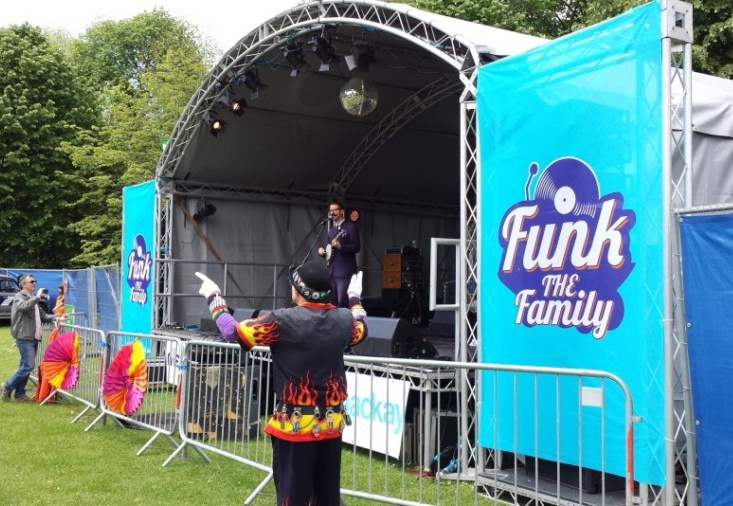 Funk the Family 2015