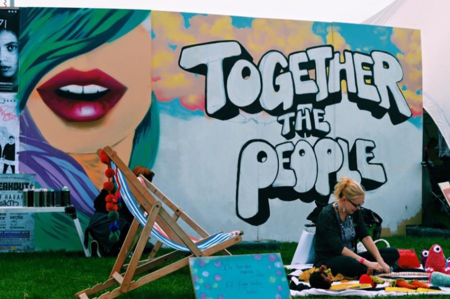 Together the People 2015