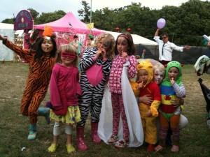 Kids festival fancy dress