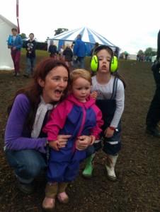 Kids waterproofs, wellies & ear defenders for festivals