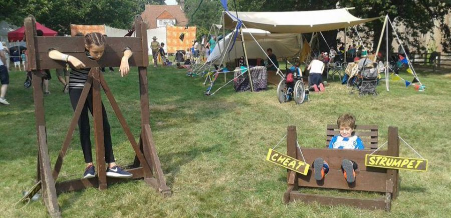 England's Medieval Festival 2016