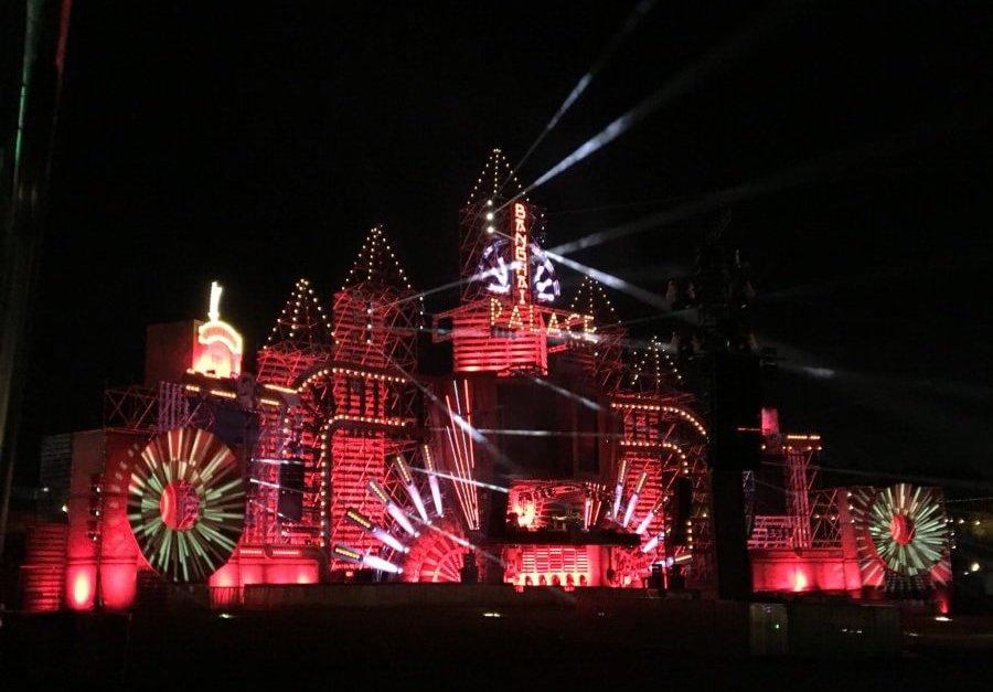 Boomtown 2016 Banghai Palace