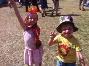 Festival fun WOMAD 2016