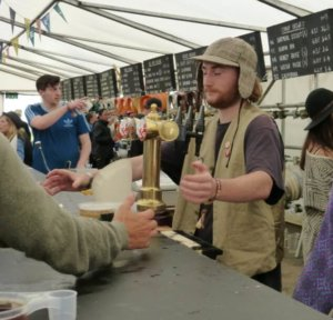 Green Man 2016 - Beer festival