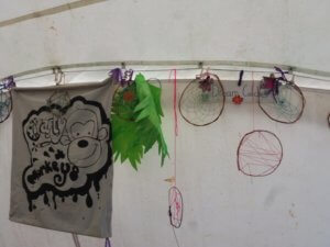 fairy wings and dream catchers