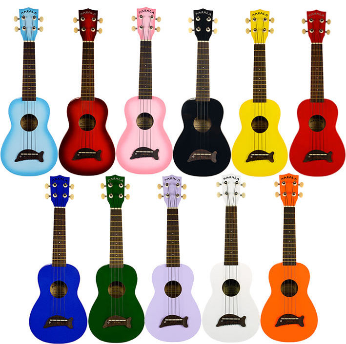 The Mahala Dolphin - Best Ukulele for beginners