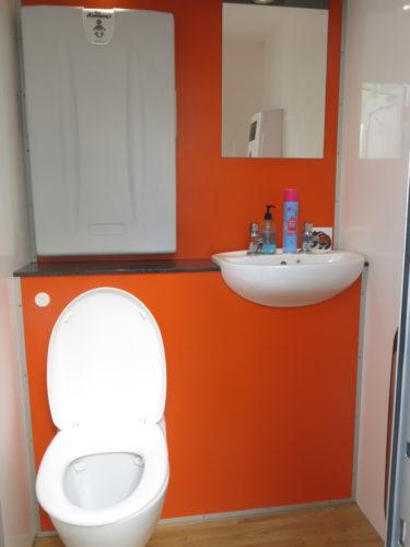 When Nature Calls - clean festival toilets