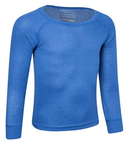 thermal top base layer