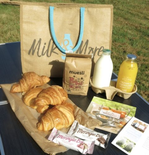 breakfast bundle by Milk and More
