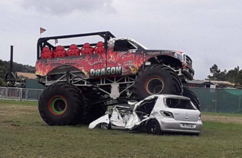 Monster Truck at CarFest